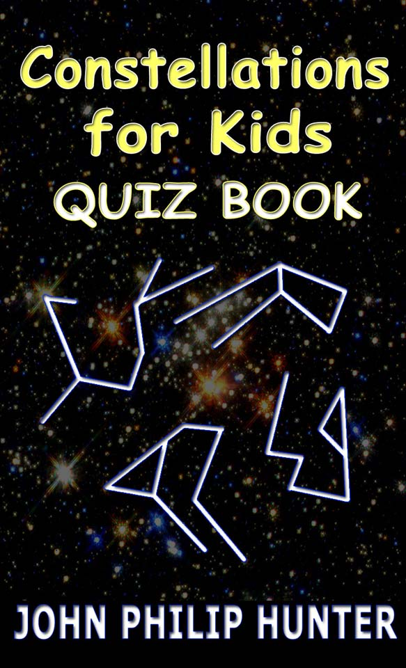 Constellations for Kids Quiz Book